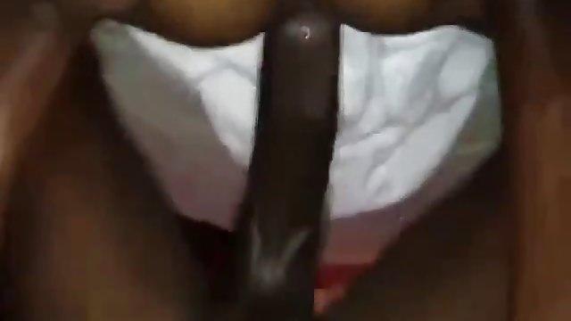 Monster Black Cock POV