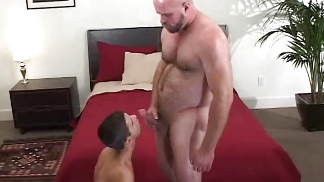 old and young. daddy fuck boy